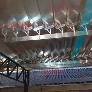 Esquadrias de Alumínio para Cobertura - 1